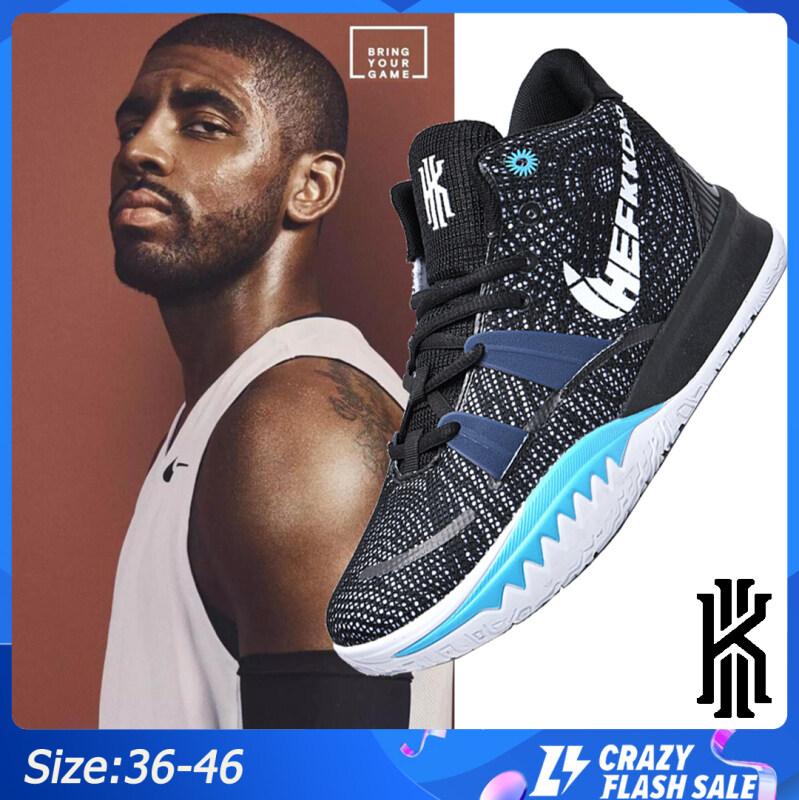 N-K giày bóng rổ irving 7 giày bóng rổ giày thể thao giày thể thao ngoài trời Trong nhà kasut bola keranjang thumbnail